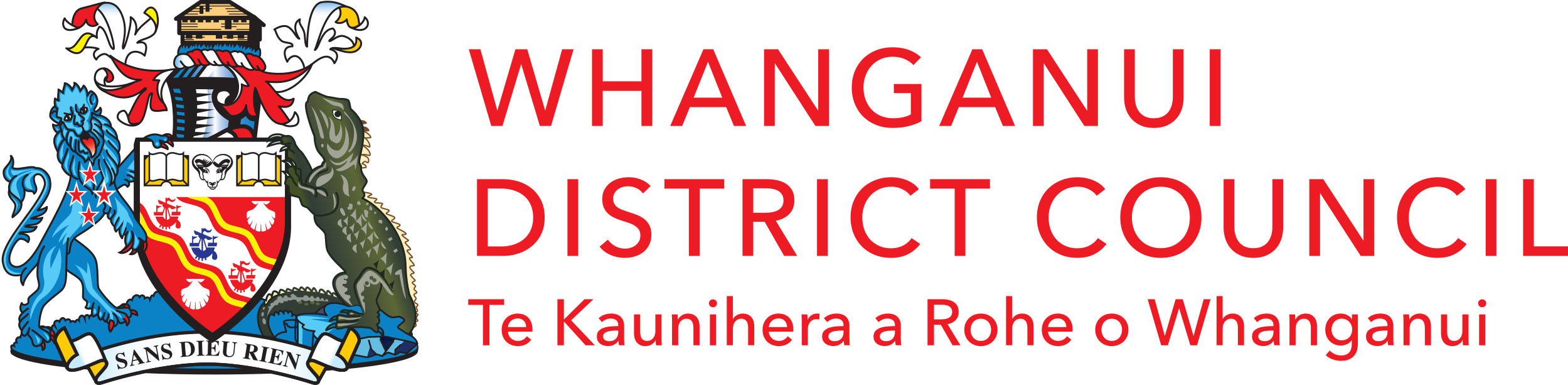 Whanganui District Council logo