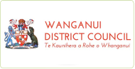 Wanganui District Council logo